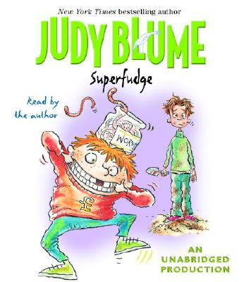 [CD] Superfudge By Blume, Judy/ Blume, Judy (NRT)